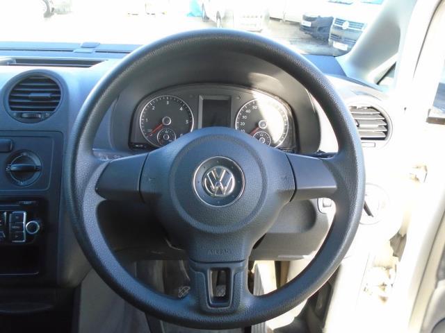 2014 Volkswagen Caddy  1.6 102PS STARTLINE EURO 5 (RO64ODL) Image 22