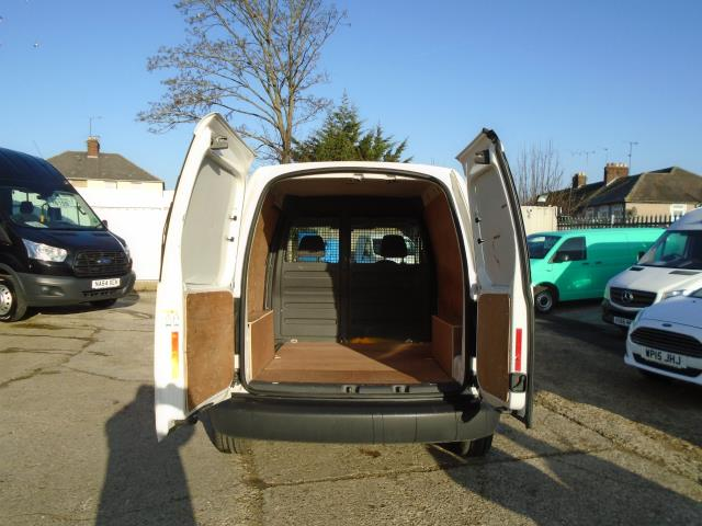 2014 Volkswagen Caddy  1.6 102PS STARTLINE EURO 5 (RO64ODL) Image 11