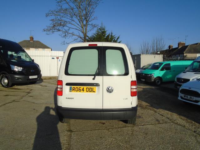 2014 Volkswagen Caddy  1.6 102PS STARTLINE EURO 5 (RO64ODL) Image 5