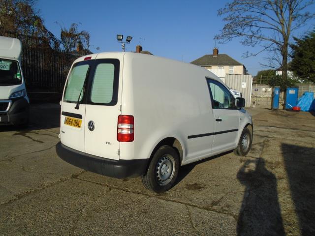 2014 Volkswagen Caddy  1.6 102PS STARTLINE EURO 5 (RO64ODL) Image 6