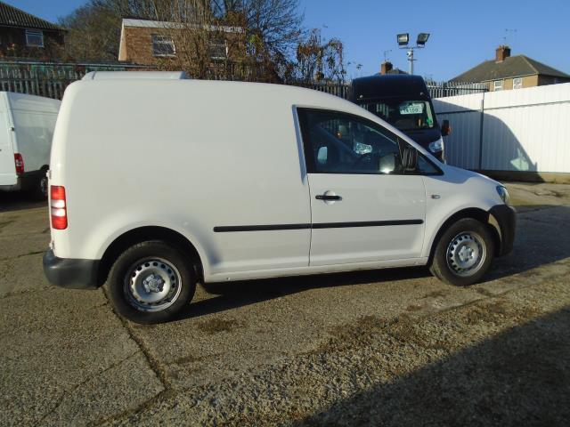 2014 Volkswagen Caddy  1.6 102PS STARTLINE EURO 5 (RO64ODL) Image 7