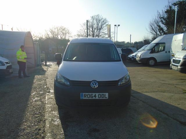 2014 Volkswagen Caddy  1.6 102PS STARTLINE EURO 5 (RO64ODL) Image 2