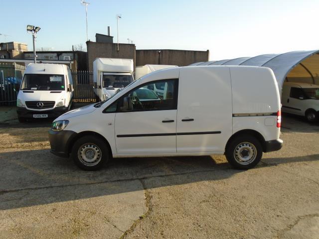 2014 Volkswagen Caddy  1.6 102PS STARTLINE EURO 5 (RO64ODL) Image 8