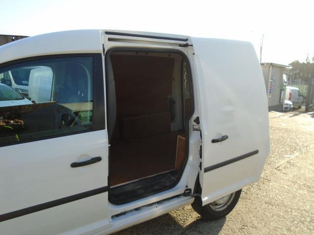 2014 Volkswagen Caddy  1.6 102PS STARTLINE EURO 5 (RO64ODL) Image 9