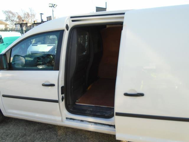 2014 Volkswagen Caddy  1.6 102PS STARTLINE EURO 5 (RO64ODL) Image 10