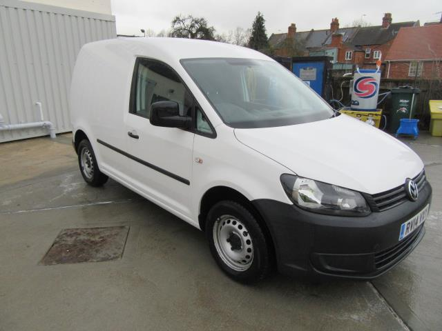 2014 Volkswagen Caddy 1.6 Tdi 75Ps Startline Van (RV14VXY)