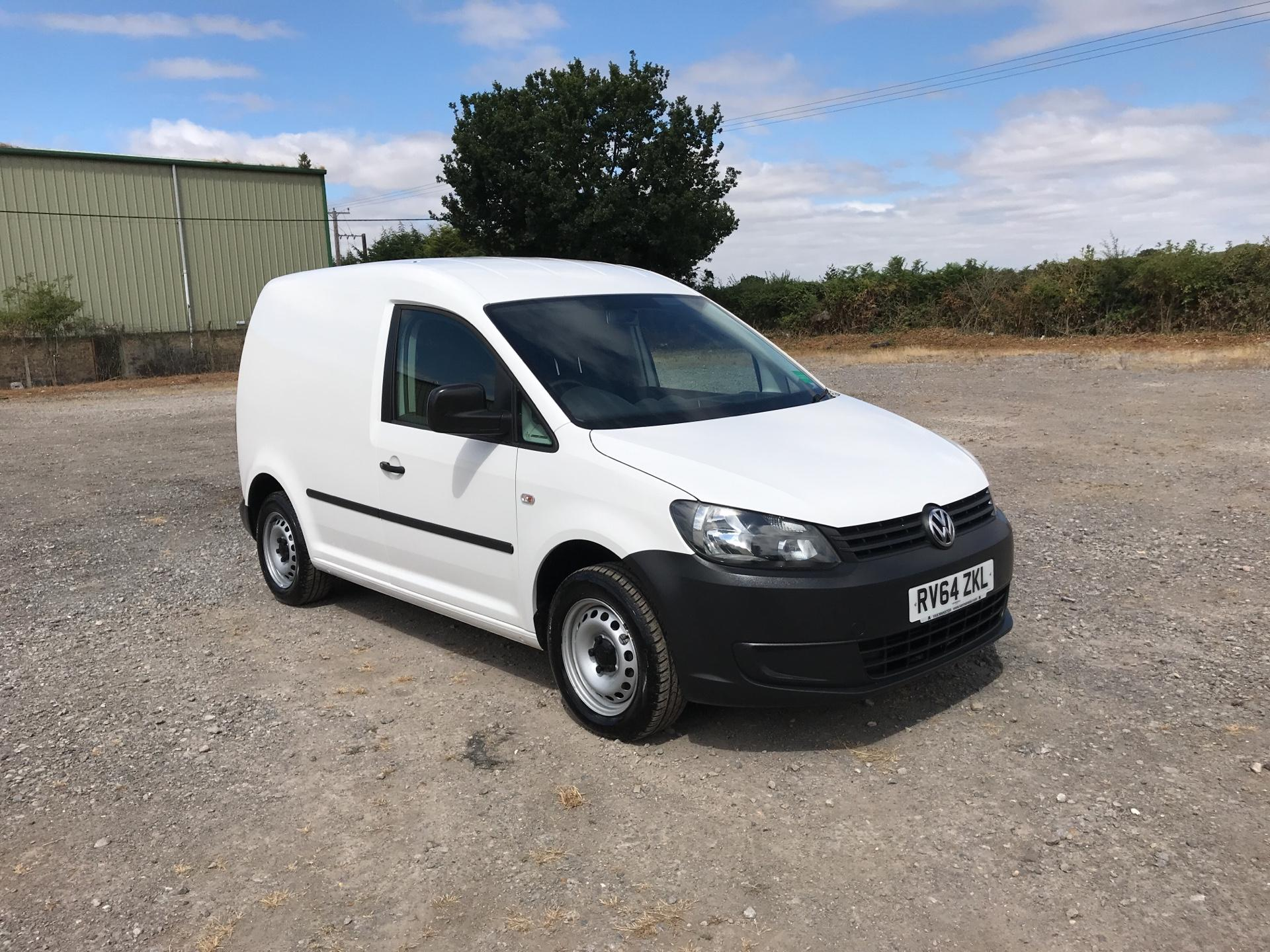 2014 Volkswagen Caddy  1.6 75PS STARTLINE EURO 5 (RV64ZKL)