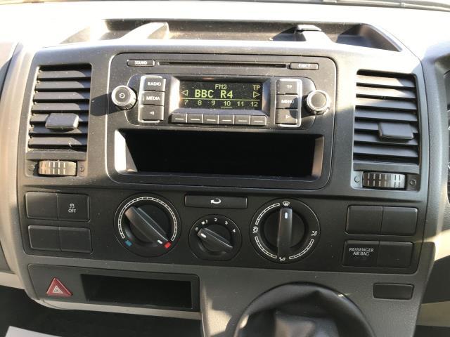 2014 Volkswagen Transporter  T28 SWB DIESEL 2.0TDI 102PS STARTLINE EURO 5 (RV64ZKT) Image 15