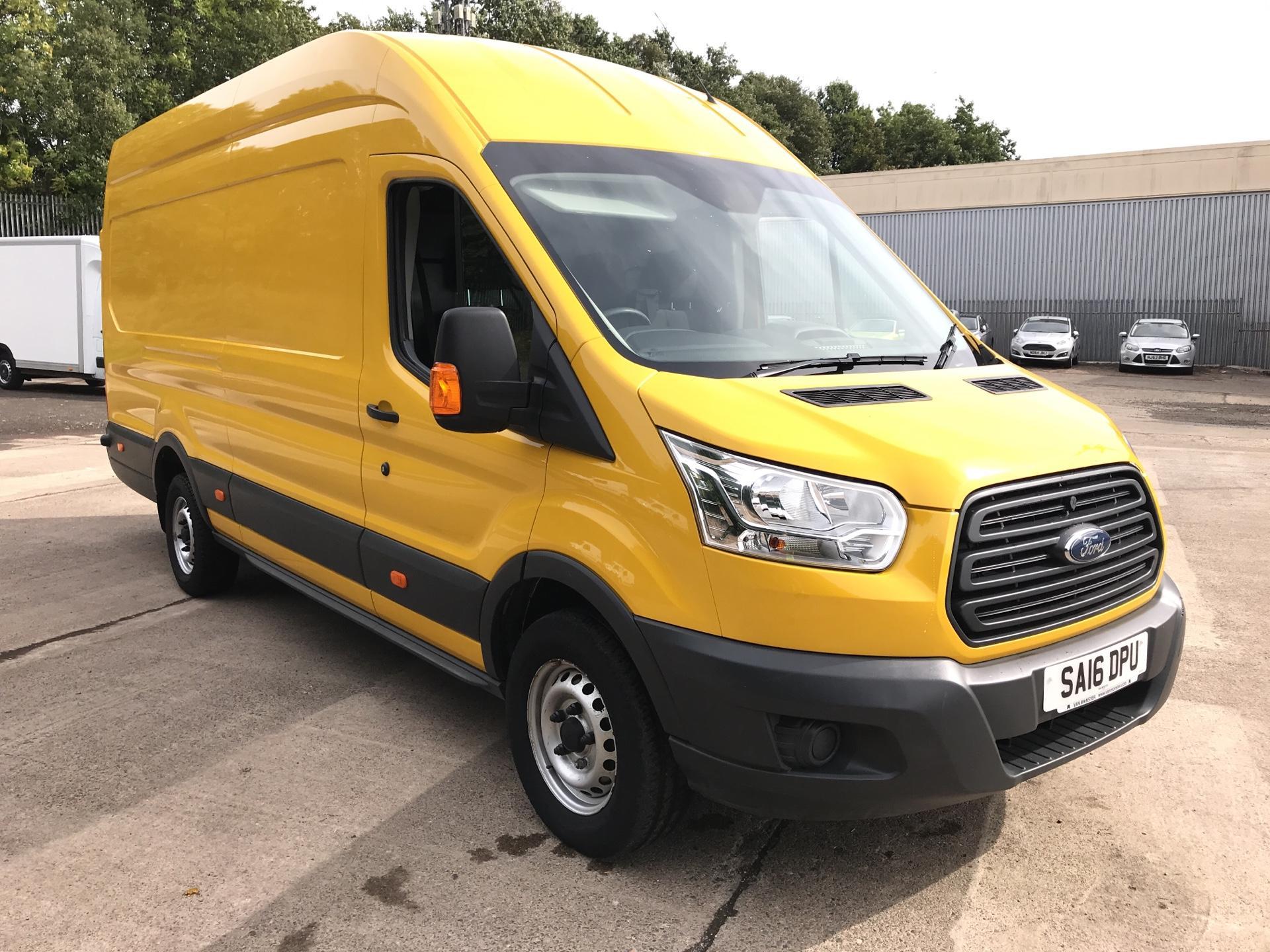 2016 Ford Transit 350 L4 H3 VAN 125PS EURO 5 (SA16DPU)