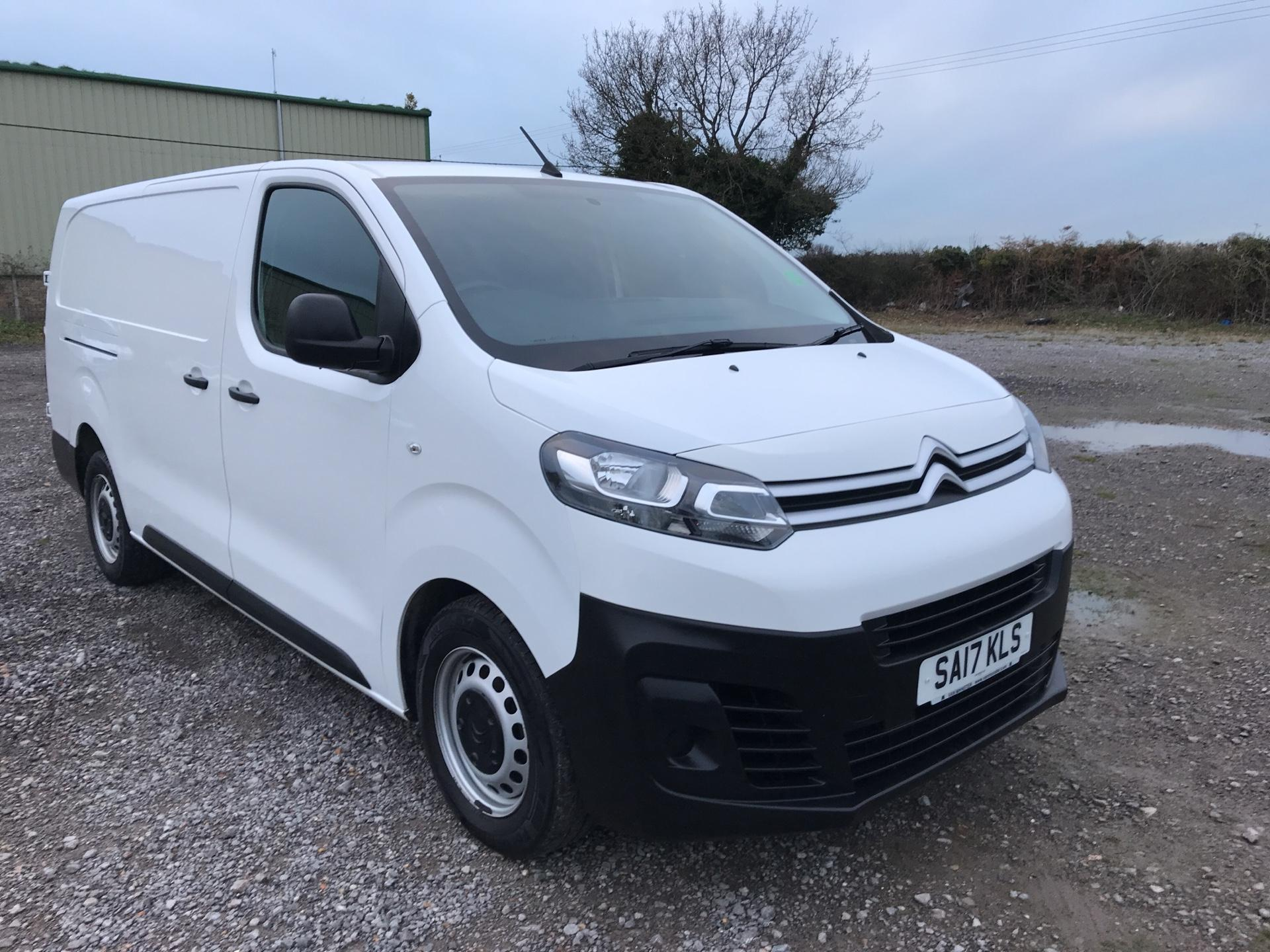 2017 Citroen Dispatch XL DIESEL 1400 2.0 BLUEHDI 120 ENTERPRISE EURO 6 (SA17KLS)