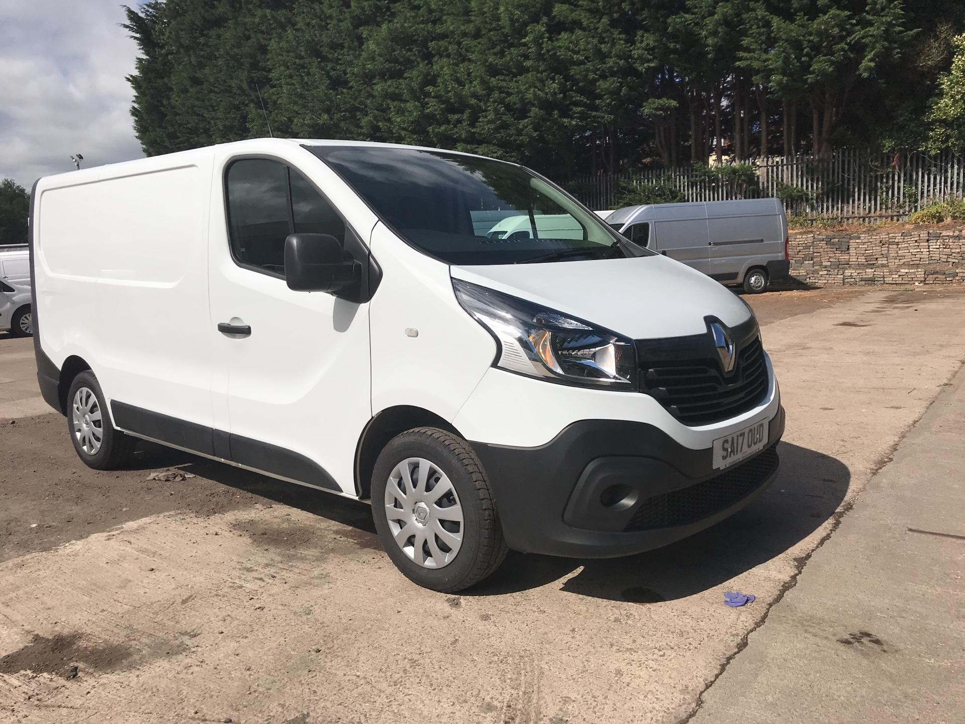 2017 Renault Trafic Sl27 Dci 120 Business Van (SA17OUD)