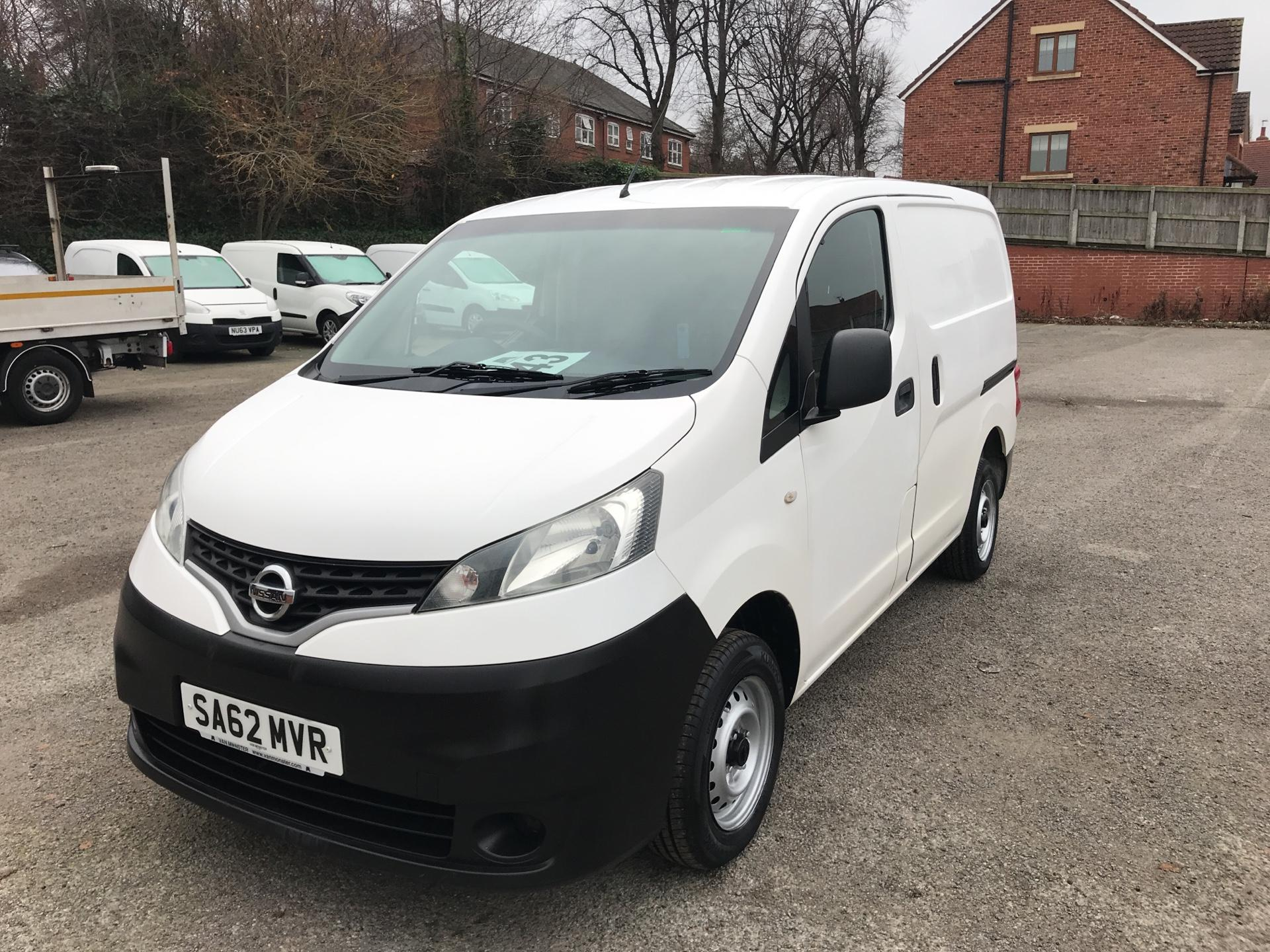 2012 Nissan Nv200 1.5 Dci 89 Se Van EURO 5 -*VALUE RANGE VEHICLE - CONDITION REFLECTED IN PRICE* (SA62MVR) Image 7