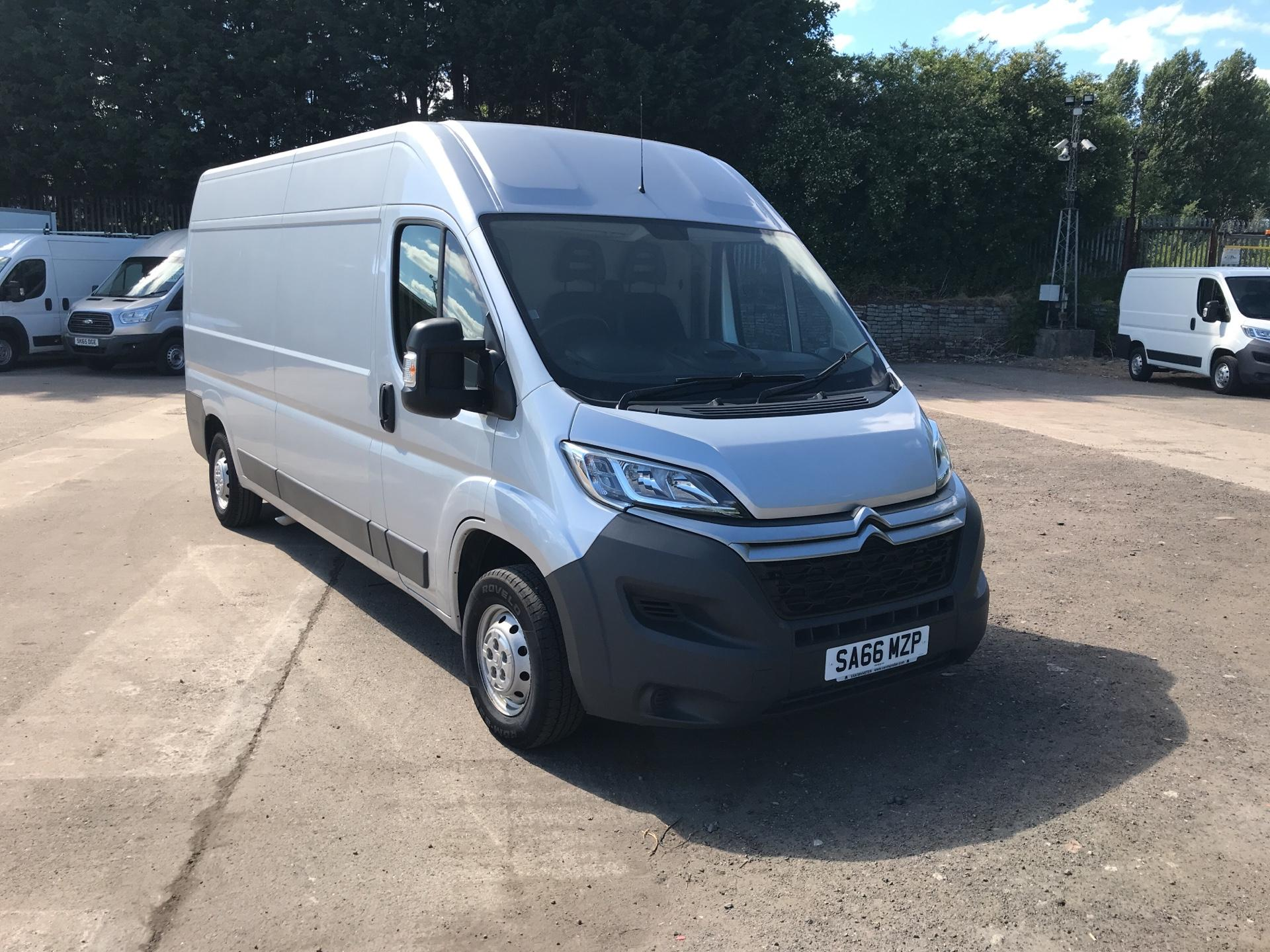 2016 Citroen Relay 2.0 Bluehdi H2 Van 130Ps Enterprise (SA66MZP)