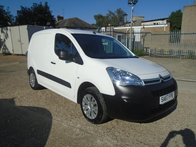 2017 Citroen Berlingo 1.6 Bluehdi 625Kg Enterprise 75Ps (SA67FPE)