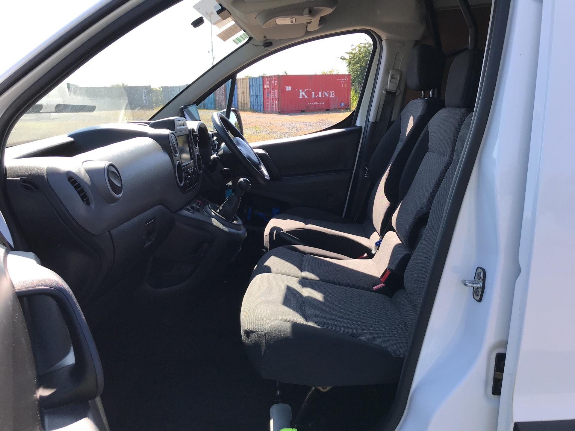 2017 Citroen Berlingo L1 1.6 Bluehdi 625Kg Enterprise 75Ps EURO 4/5 (SB17BZR) Image 14