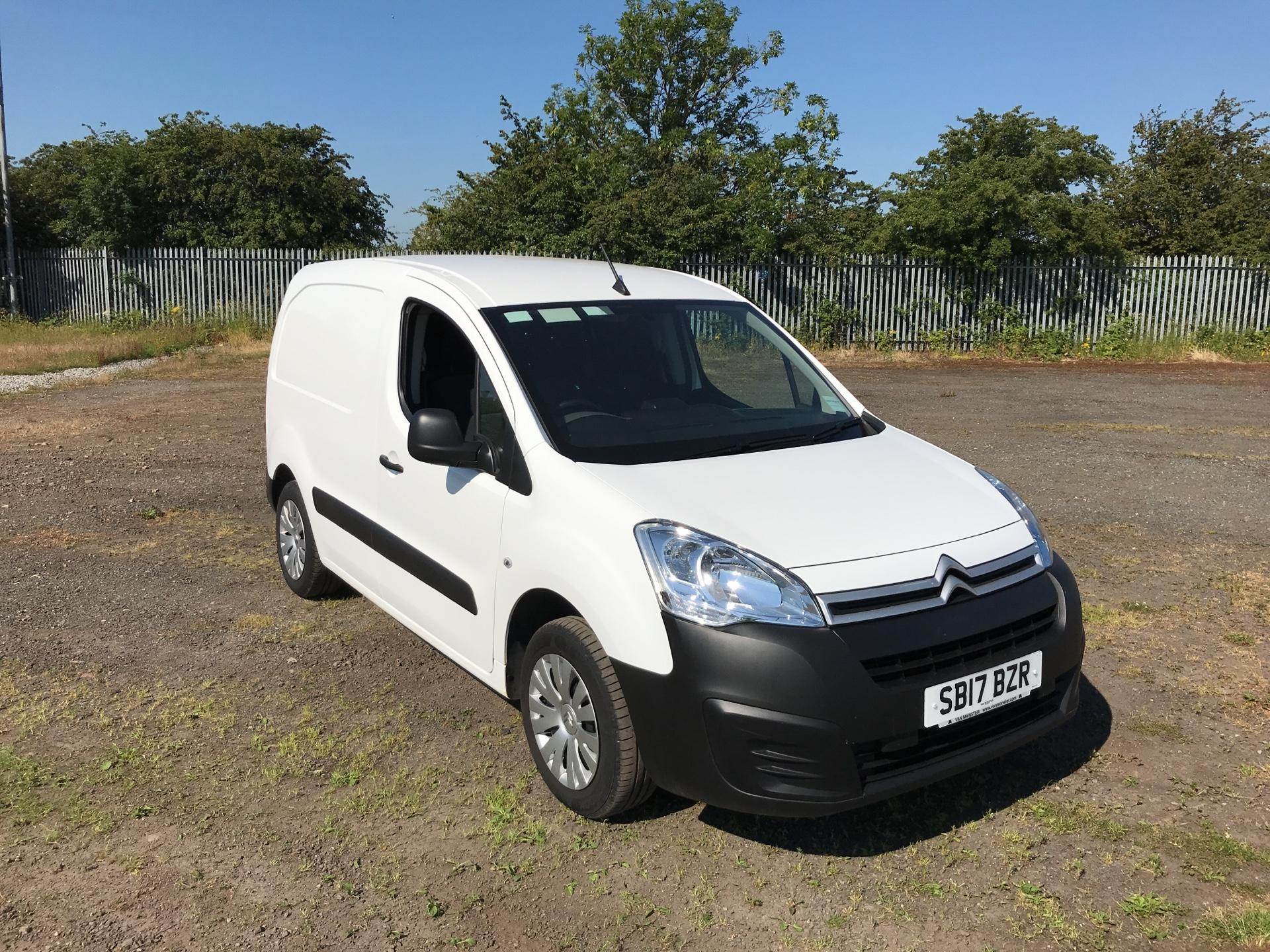 2017 Citroen Berlingo  L1 DIESEL 1.6 BlueHDI 625KG ENTERPRISE 75PS EURO 6 (SB17BZR)