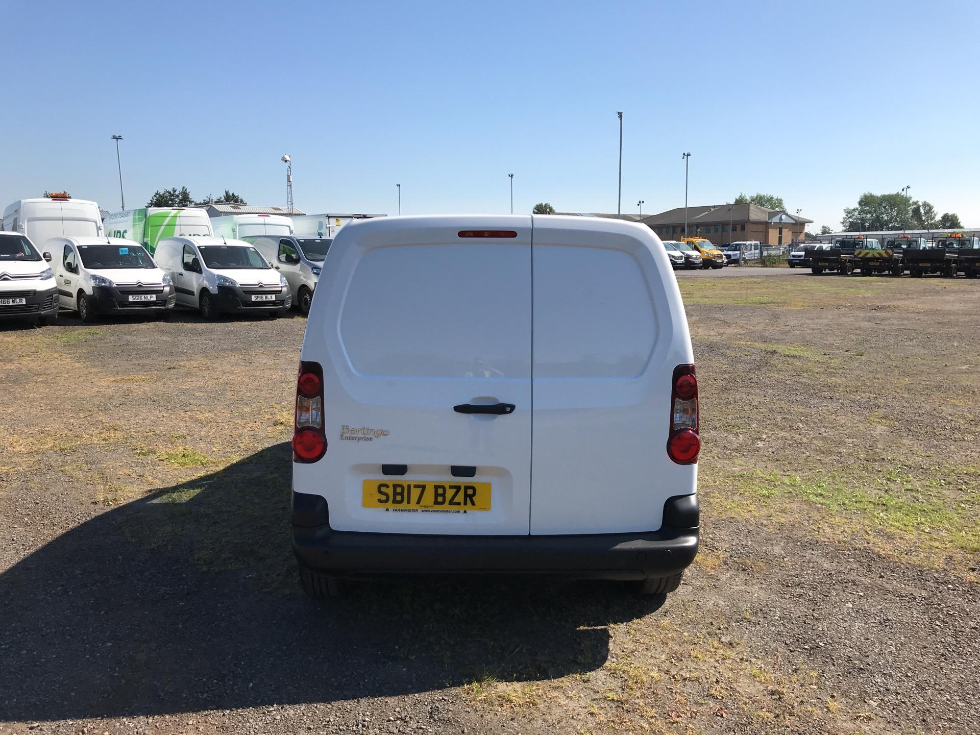 2017 Citroen Berlingo L1 1.6 Bluehdi 625Kg Enterprise 75Ps EURO 4/5 (SB17BZR) Image 4