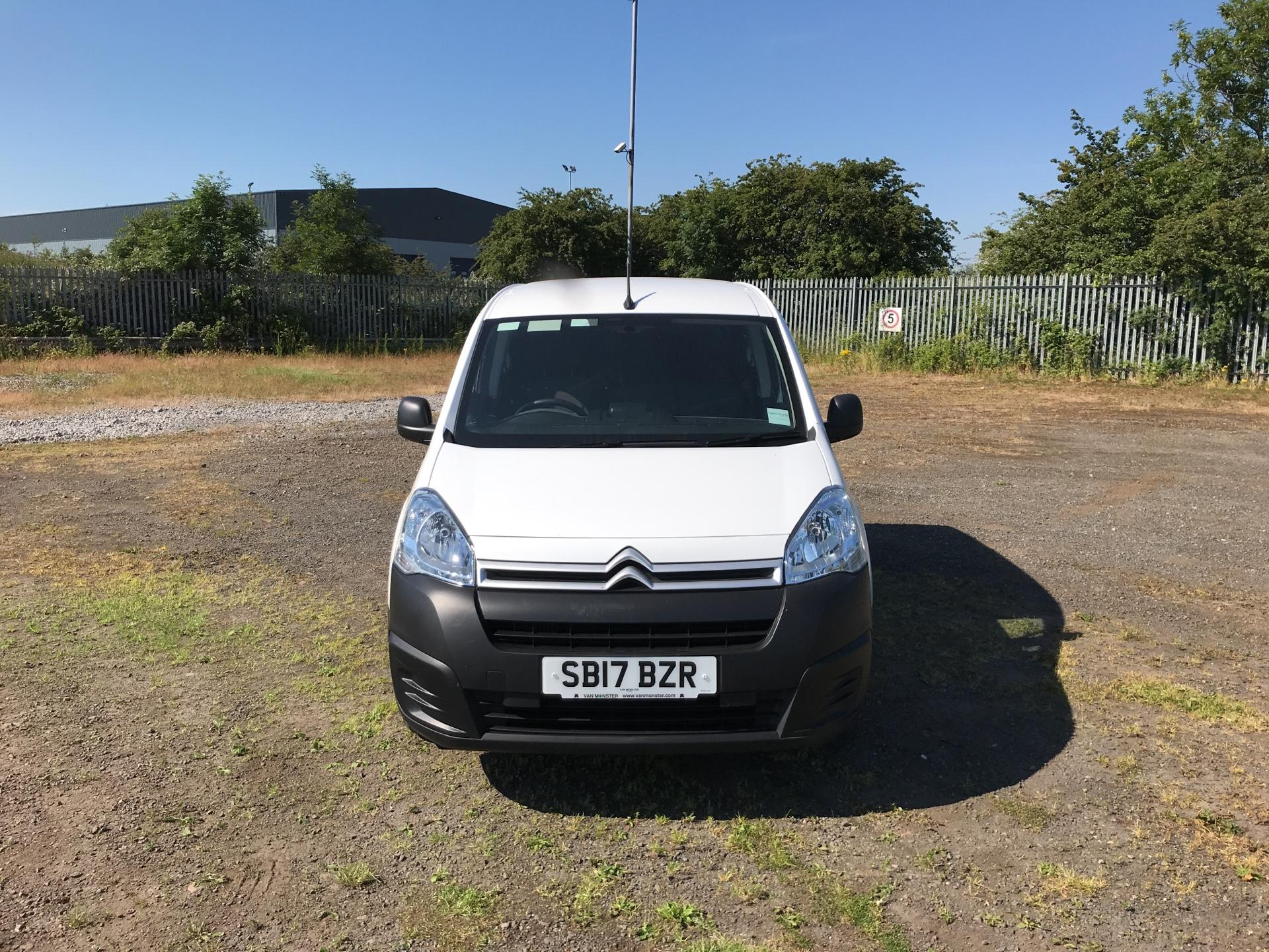2017 Citroen Berlingo L1 1.6 Bluehdi 625Kg Enterprise 75Ps EURO 4/5 (SB17BZR) Image 8