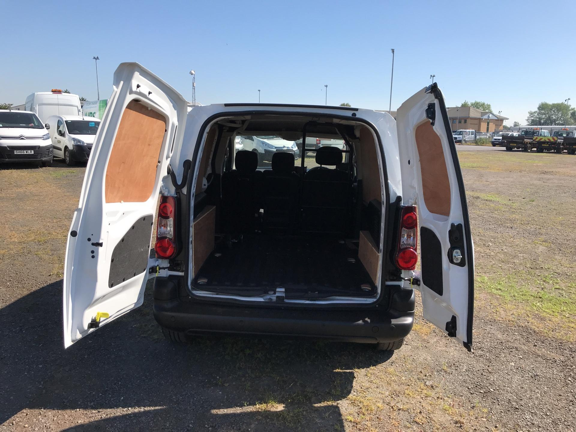 2017 Citroen Berlingo L1 1.6 Bluehdi 625Kg Enterprise 75Ps EURO 4/5 (SB17BZR) Image 18