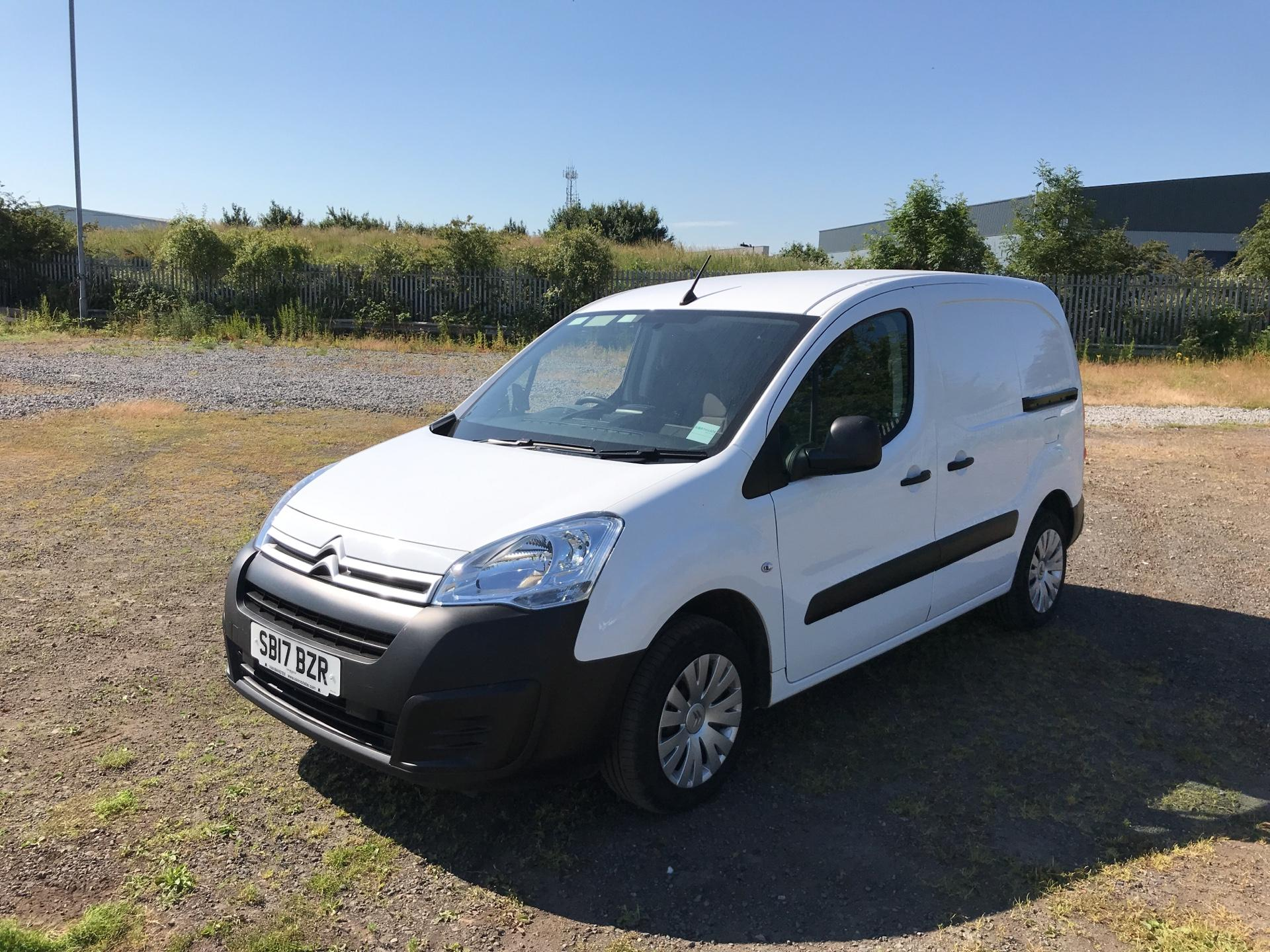 2017 Citroen Berlingo L1 1.6 Bluehdi 625Kg Enterprise 75Ps EURO 4/5 (SB17BZR) Image 7