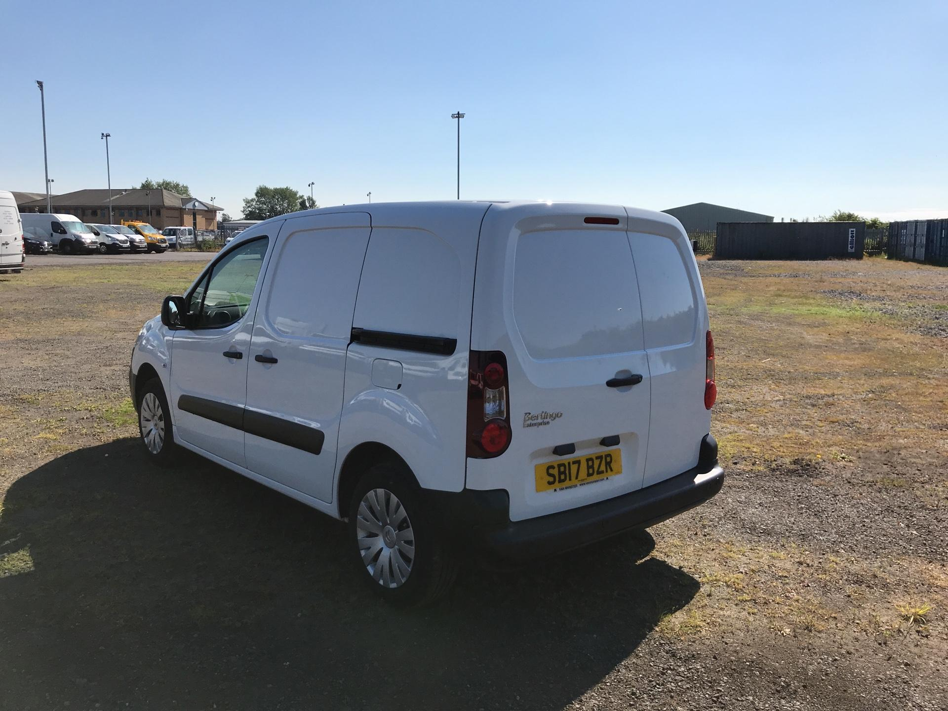 2017 Citroen Berlingo L1 1.6 Bluehdi 625Kg Enterprise 75Ps EURO 4/5 (SB17BZR) Image 5