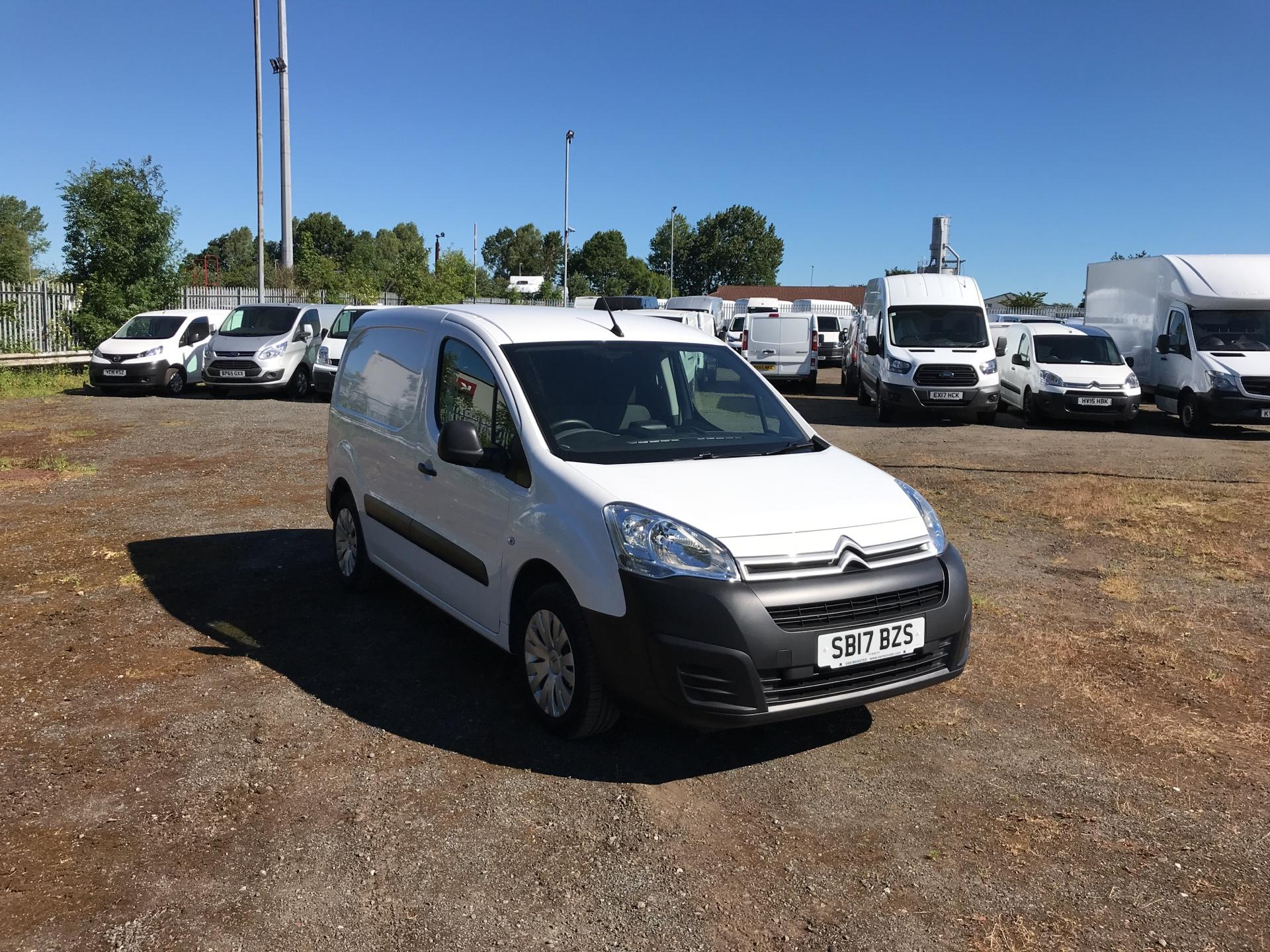 2017 Citroen Berlingo  L1 DIESEL 1.6 BlueHDI 625KG ENTERPRISE 75PS EURO 6 (SB17BZS)