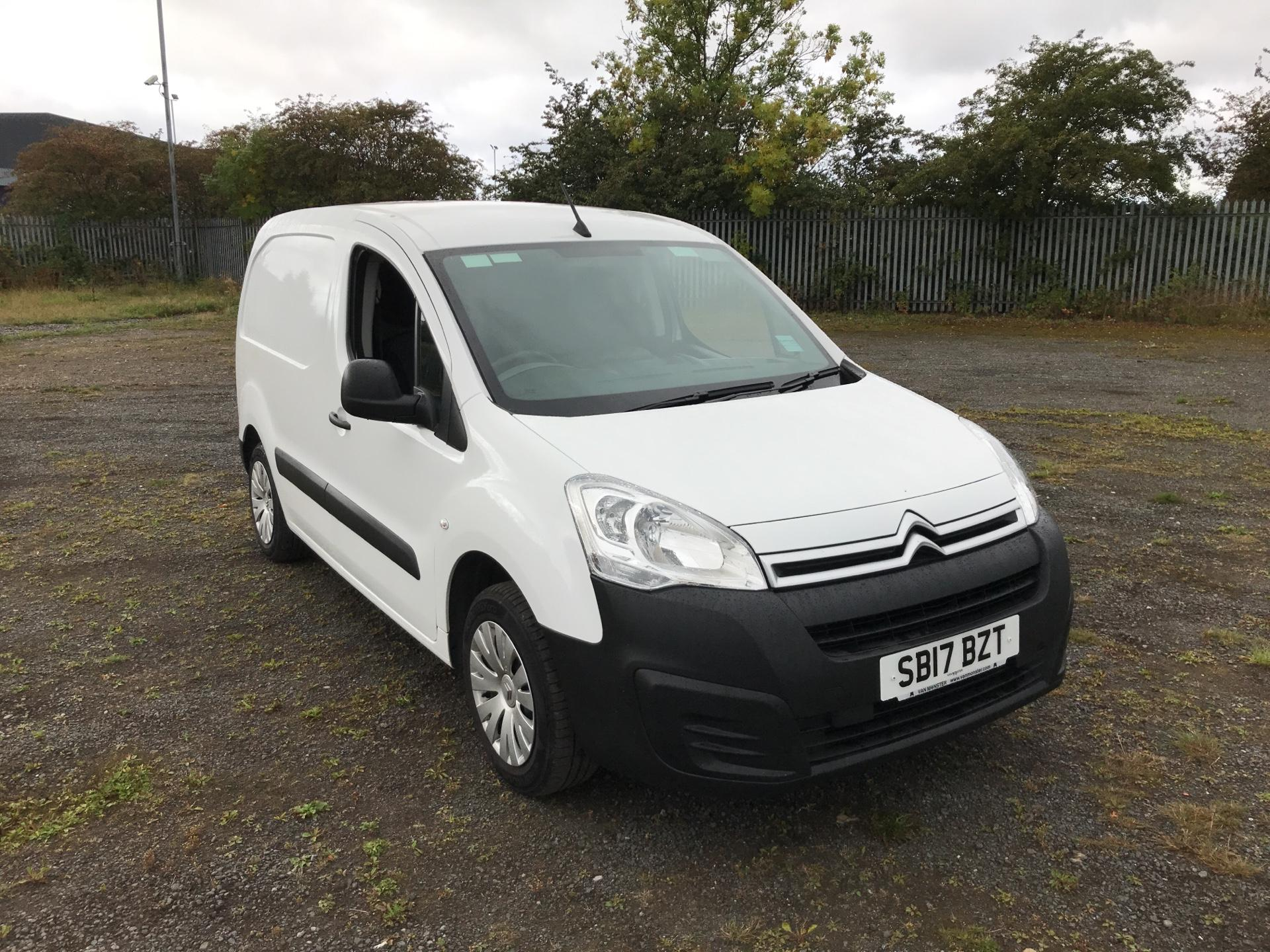 2017 Citroen Berlingo  L1 DIESEL 1.6 BlueHDI 625KG ENTERPRISE 75PS EURO 6 (SB17BZT)