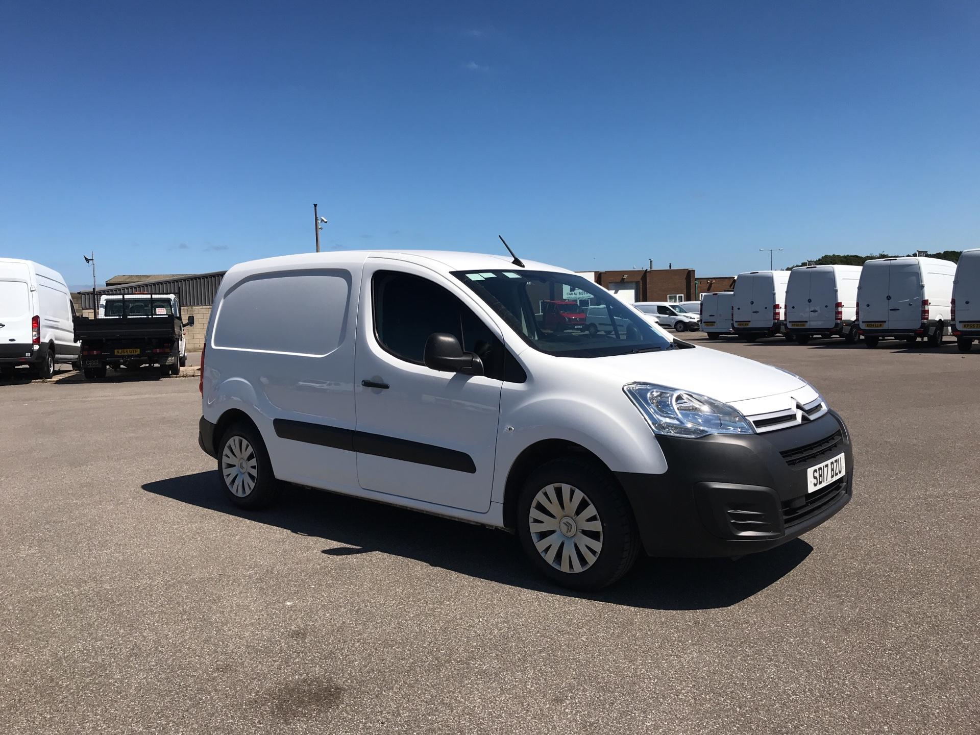 2017 Citroen Berlingo L1 DIESEL 1.6 HDI 625KG ENTERPRISE 75PS EURO 5 (SB17BZU)
