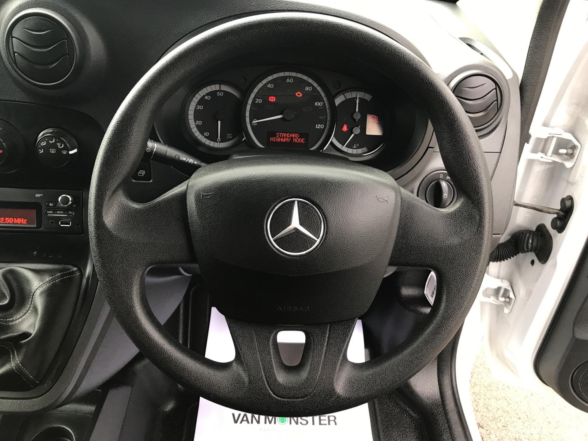 2017 Mercedes-Benz Citan  LWB 109 CDI VAN EURO 5/6 (SB17TKV) Image 12