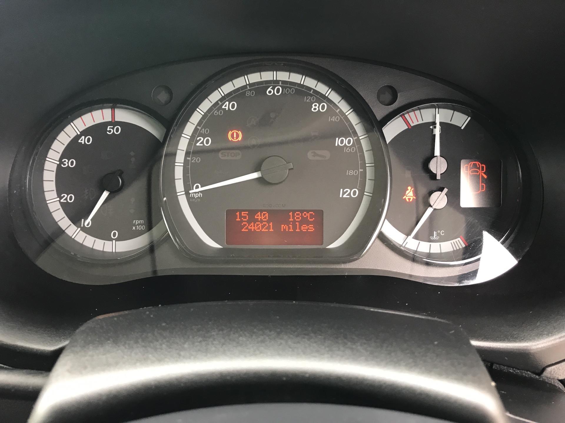 2017 Mercedes-Benz Citan  LWB 109 CDI VAN EURO 5/6 (SB17TKV) Image 13
