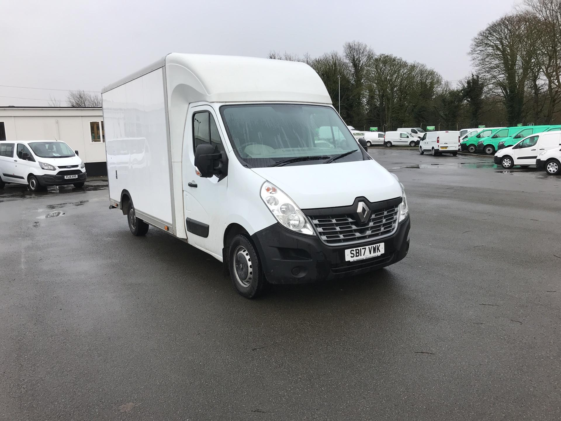 2017 Renault Master LL35DCI 130 BUSINESS LOW ROOF LUTON LOLOADER EURO 6   *VALUE RANGE VEHICLE - CONDITION REFLECTED IN PRICE*  (SB17VWK)