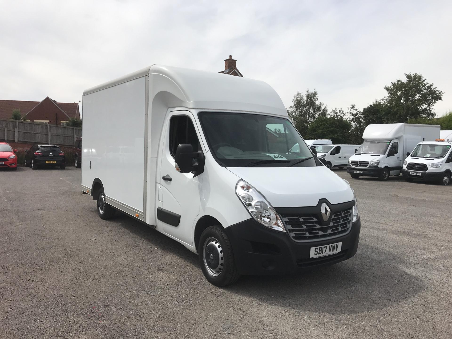 2017 Renault Master Ll35dci 100 Luton Body Euro 4