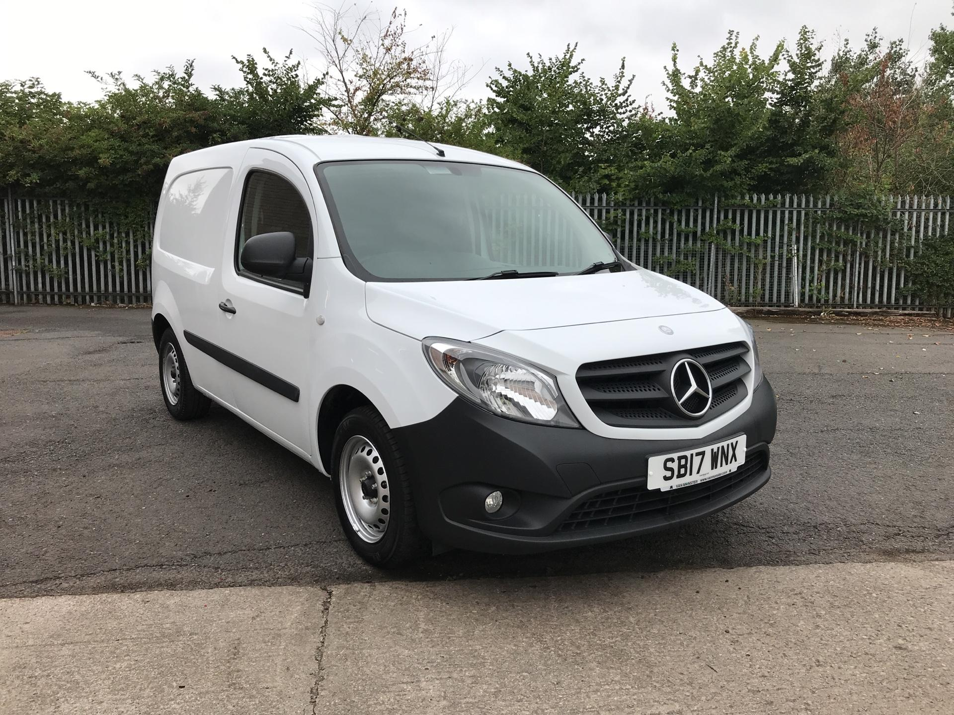 2017 Mercedes-Benz Citan 109CDI LONG BLUE EFFICIENCY 90PS (SB17WNX)