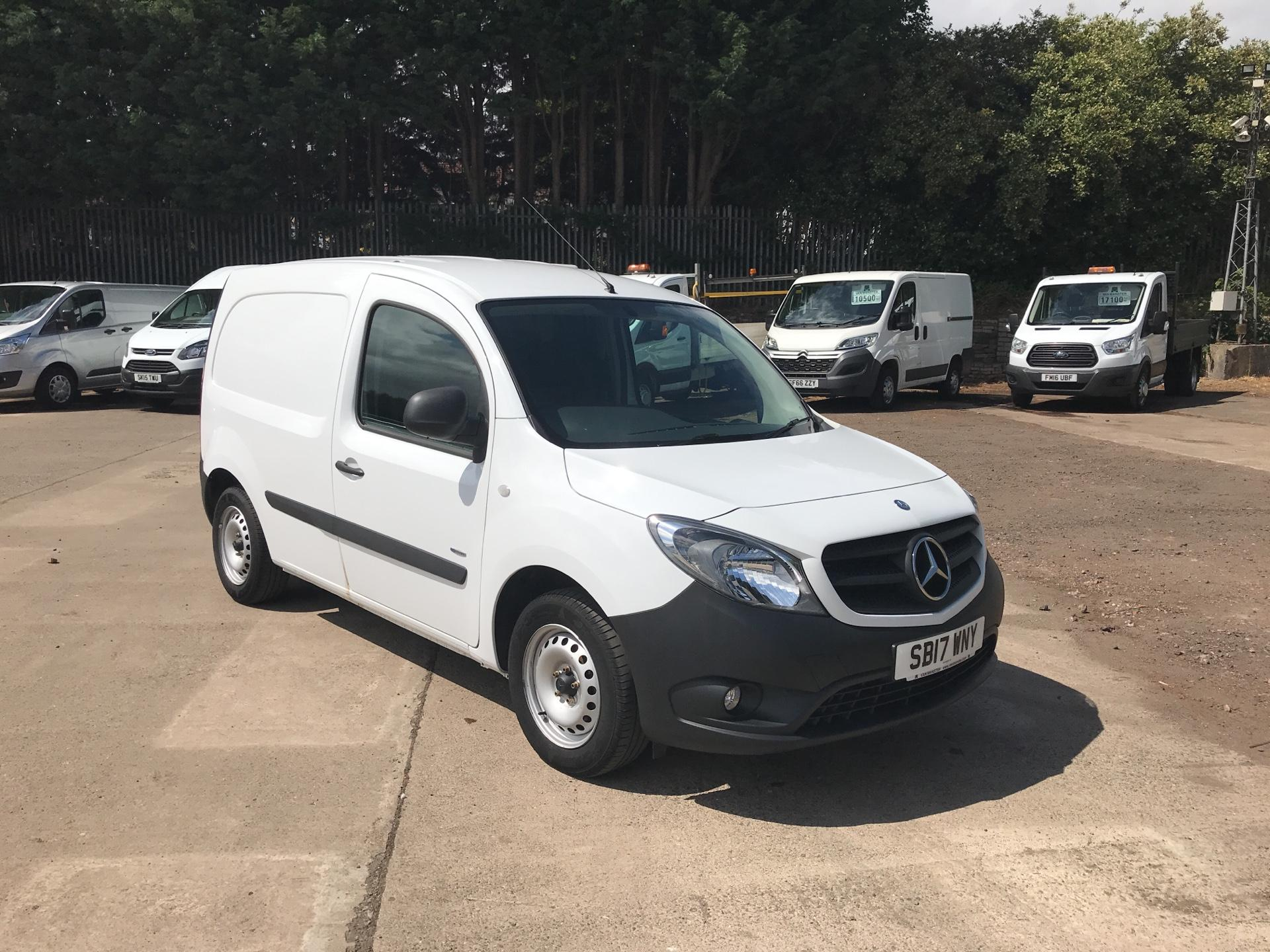 2017 Mercedes-Benz Citan LWB 109 CDI VAN EURO 5/6 (SB17WNY)