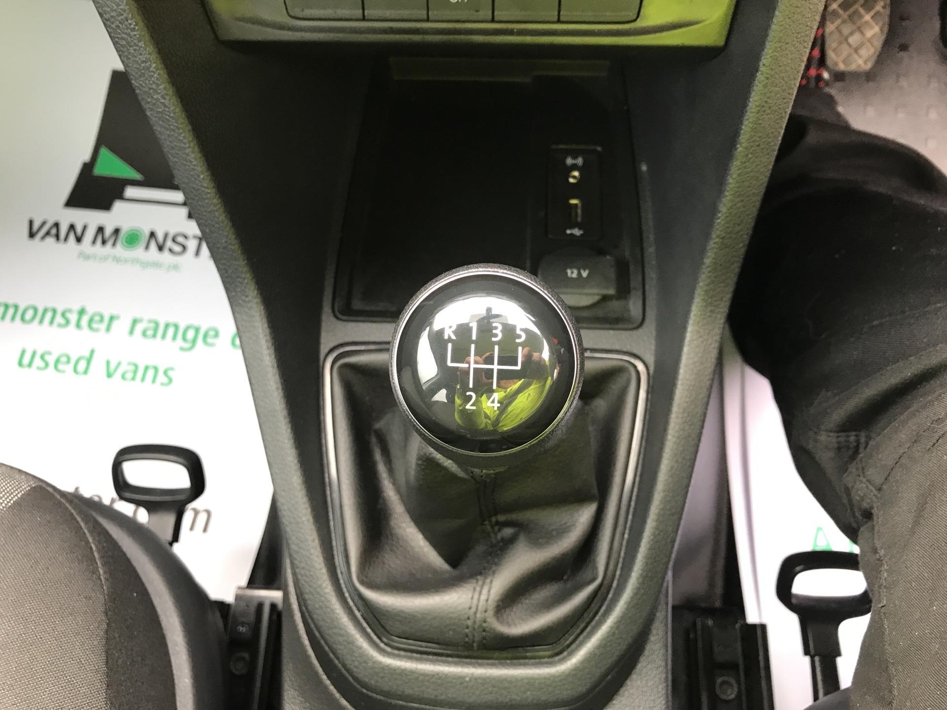 2017 Volkswagen Caddy Maxi 2.0 TDI 102PS KOMBI EURO 6 **SAT NAV** (SB17XNA) Image 11
