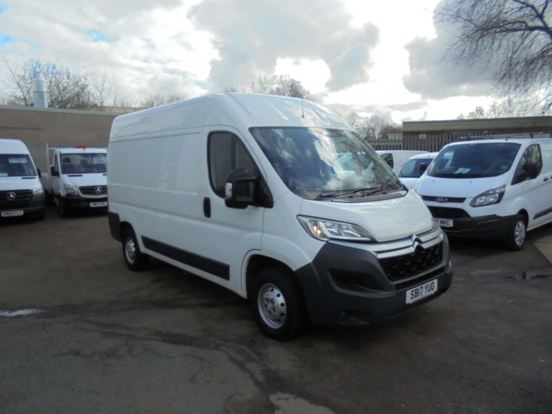 2017 Citroen Relay 35 L2 H2 2.0 BLUEHDI 130 ENTERPRISE EURO 6 (SB17YUO)