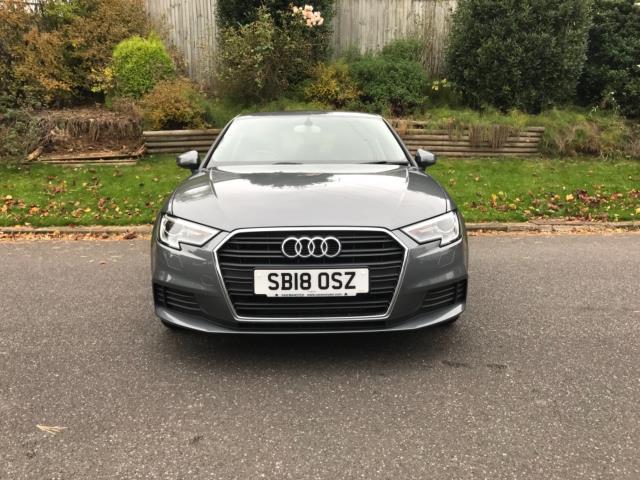 2018 Audi A3 1.6 Tdi 116 Se Technik 5Dr S Tronic (SB18OSZ) Image 26