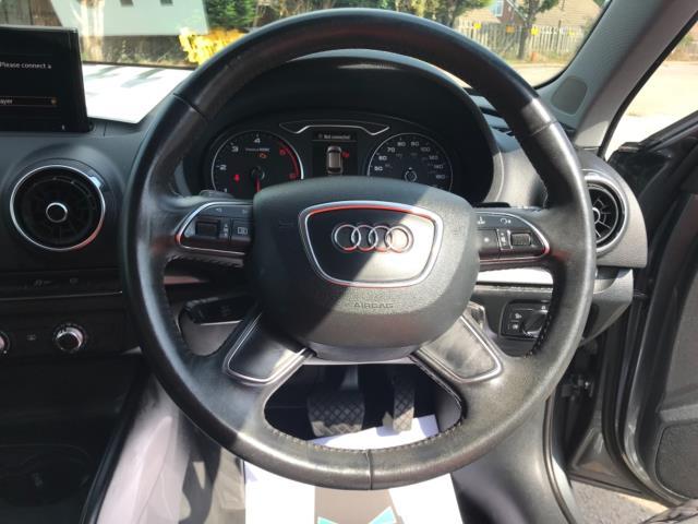 2018 Audi A3 1.6 Tdi 116 Se Technik 5Dr S Tronic (SB18OSZ) Image 9