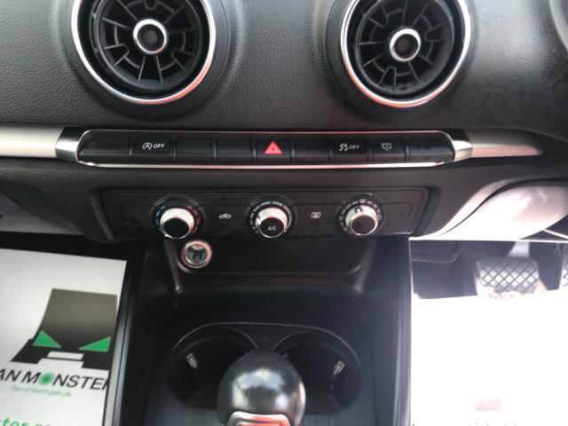 2018 Audi A3 1.6 Tdi 116 Se Technik 5Dr S Tronic (SB18OSZ) Image 11
