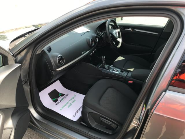 2018 Audi A3 1.6 Tdi 116 Se Technik 5Dr S Tronic (SB18OSZ) Image 16