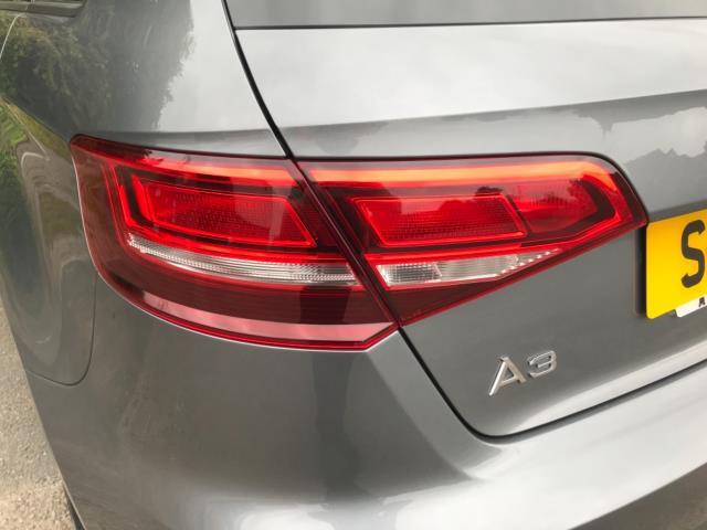 2018 Audi A3 1.6 Tdi 116 Se Technik 5Dr S Tronic (SB18OSZ) Image 34