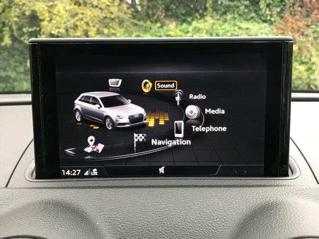 2018 Audi A3 1.6 Tdi 116 Se Technik 5Dr S Tronic (SB18OSZ) Image 53