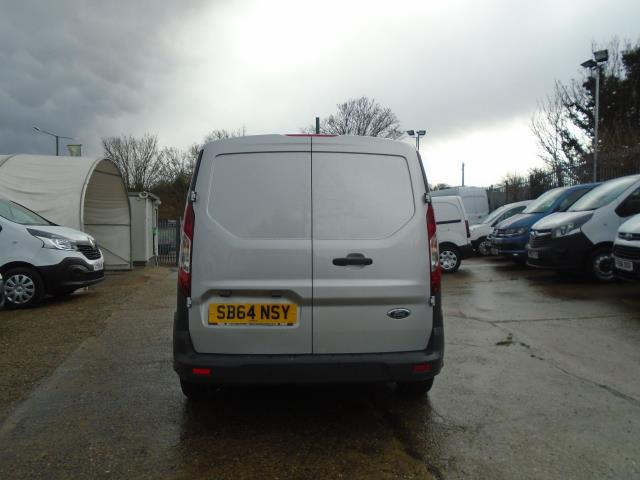 2015 Ford Transit Connect 200 L1 DIESEL 1.6 TDCi 90PS VAN EURO 5 (SB64NSY) Image 5