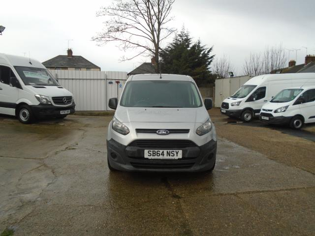2015 Ford Transit Connect 200 L1 DIESEL 1.6 TDCi 90PS VAN EURO 5 (SB64NSY) Image 2