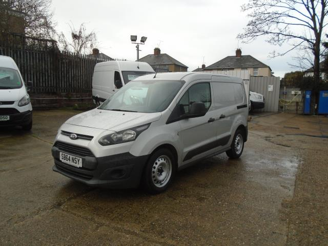 2015 Ford Transit Connect 200 L1 DIESEL 1.6 TDCi 90PS VAN EURO 5 (SB64NSY) Image 3