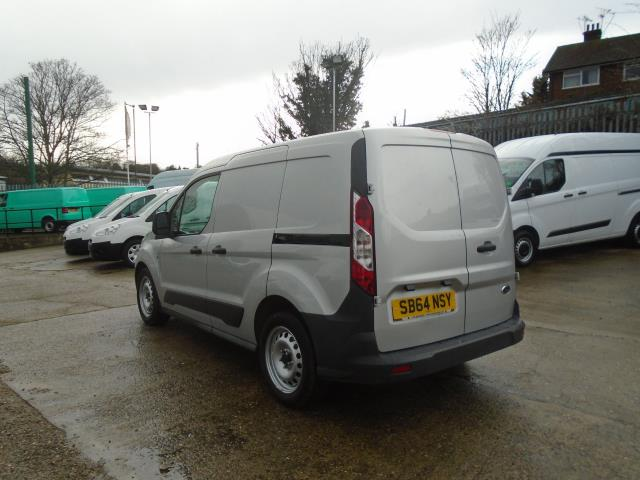 2015 Ford Transit Connect 200 L1 DIESEL 1.6 TDCi 90PS VAN EURO 5 (SB64NSY) Image 4