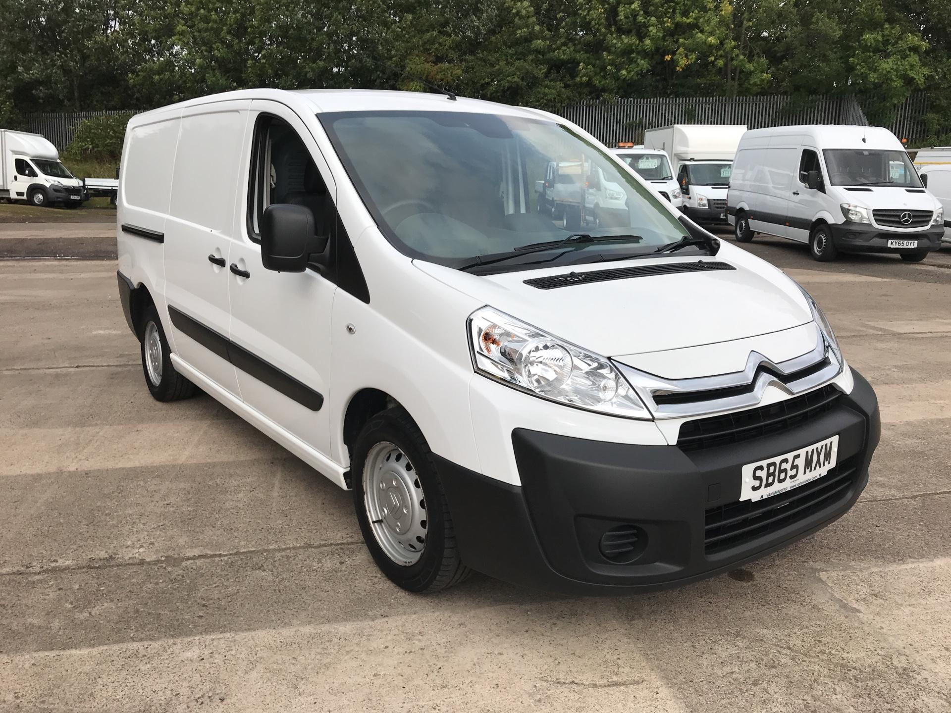 2015 Citroen Dispatch L2 DIESEL 1200 HDI 125PS H1 VAN ENTERPRISE EURO 5 (VALUE RANGE VEHICLE - CONDITION REFLECTED IN PRICE) (SB65MXM)