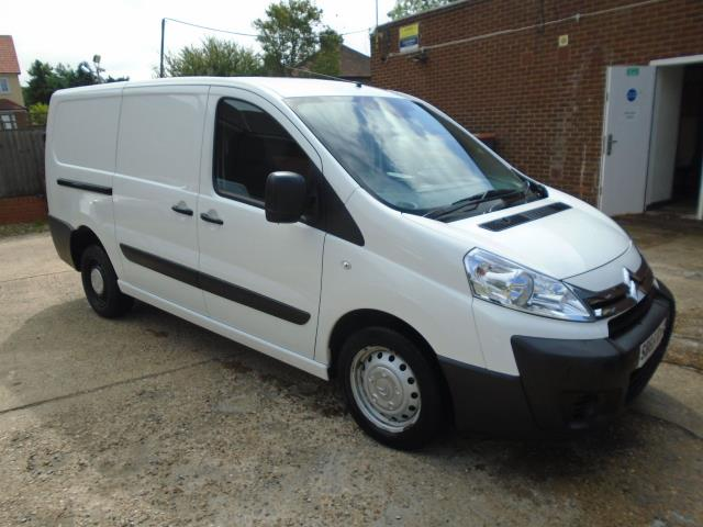 2015 Citroen Dispatch 1200 2.0 Hdi 125 H1 Van Enterprise (SB65MXX)