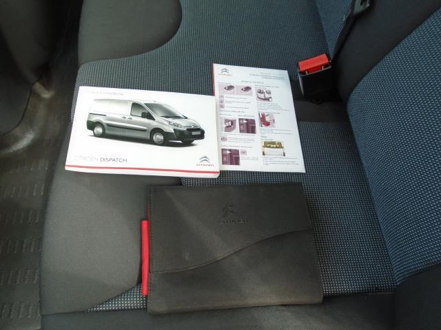 2015 Citroen Dispatch 1200 2.0 Hdi 125 H1 Van Enterprise (SB65MXX) Image 25