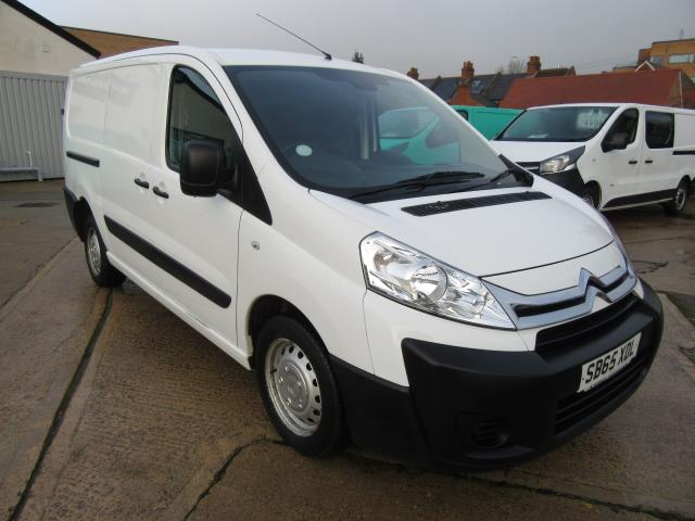 2015 Citroen Dispatch L2 DIESEL 1200 HDI 125 H1 VAN ENTERPRISE EURO 5  *VALUE RANGE VEHICLE CONDITION REFLECTED IN PRICE* (SB65XDL)
